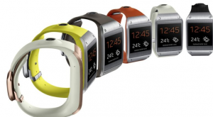 Galaxy gear couleur